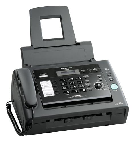 Телефон Факс Panasonic Kx F130 Инструкция